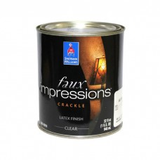 Faux Impressions Crackle