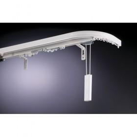 R-2880 - профильный карниз для тяжелых штор