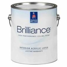 Износостойкая краска для потолков Brilliance High Performance Ceiling Paint