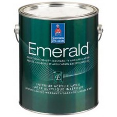 Самогрунтующаяся краска (self-prime) EMERALD Interior Acrylic Latex Paint Matte/Satin