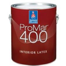ProMar 400 Eggshell (Яичная скорлупа)-винил-акриловая краска на водной основе (3.8л.)