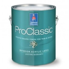 Интерьерная эмаль ProClassic Waterborne Interior Acrylic Satin