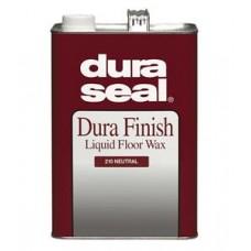 Dura Seal Finish Liquid Floor Wax
