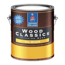 Пропитка по дереву для мебели и пола Wood Classics Interior Oil Stain