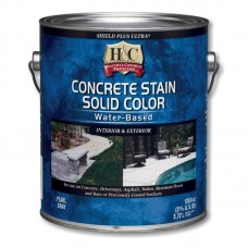 Акриловый лак для наружных и внутренних работ по бетону H&C Concrete Stain Solid Color Water-Based