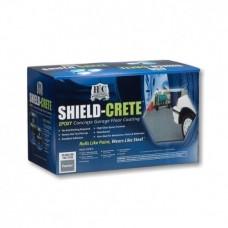 H&C Shield-Crete Epoxy Concrete Garage Floor Coating