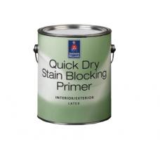 Quick Dry Stain Blocking Primer Interior and Exterior Latex