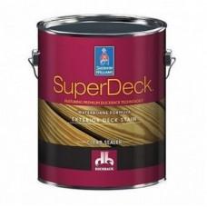 Пропитка для защиты деревянных фасадов  SuperDeck Clear Sealer