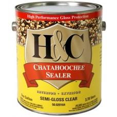 Пропитка-лак для камня H&C Concrete Sealer Clear Gloss Oil-based