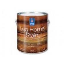 Пропитка LOG HOME Exterior Waterborne Satin Semi-Transparent Stain