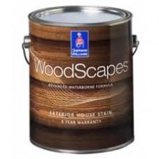 Высококачественная пропитка для дерева DeckScapes Oil-Based Stain