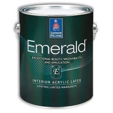 Акриловая Глубокоматовая краска для внутренних работ EMERALD Interior Latex FLAT