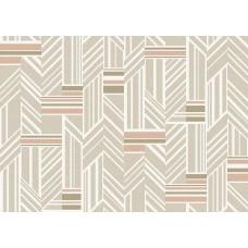 Обои геометричные серые 28540