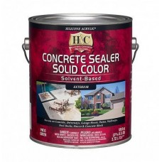Пропитка-лак для камня H&C Concrete Sealer Solvent Based
